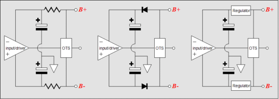 Amplifiers Opamps Based Fullwave Rectifier Circuit