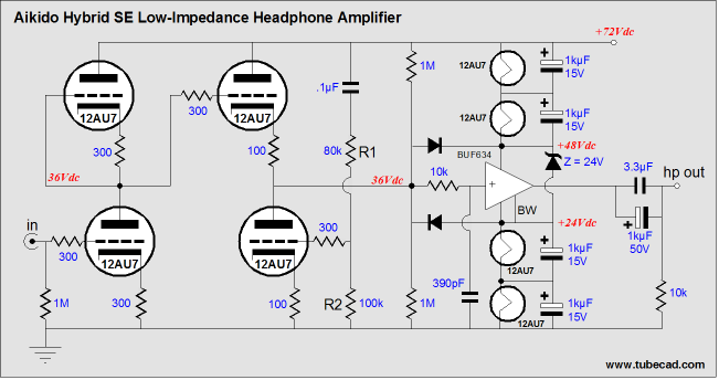 MOSKIDO Amplifiers