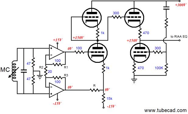 More Phono Preamp Circuits