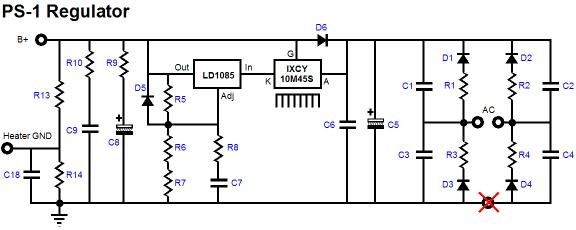 24vac Rectifier Schematic Amplifier Schematic ~ Elsavadorla