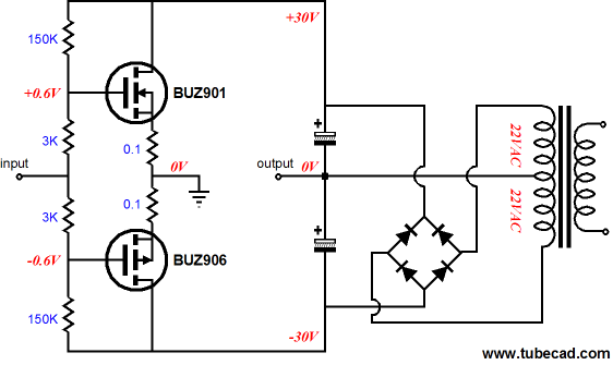 Power-Booster Amplifiers