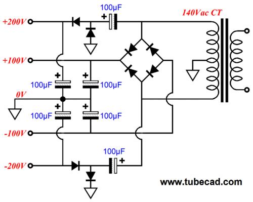 OTL Amplifier Design