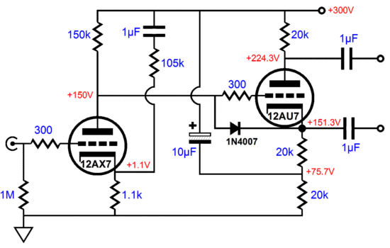 Loudspeaker Diffraction Loss & Zero PSRR