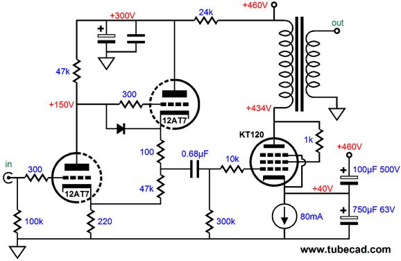CCDA Noval Stereo PCB