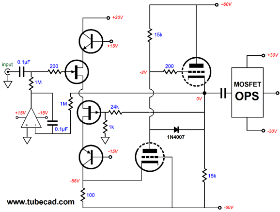 Cathode-Coupled Amplifier