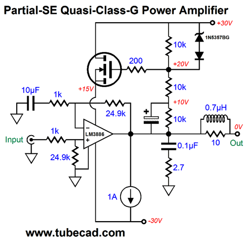 More Single-Ended Amplifiers
