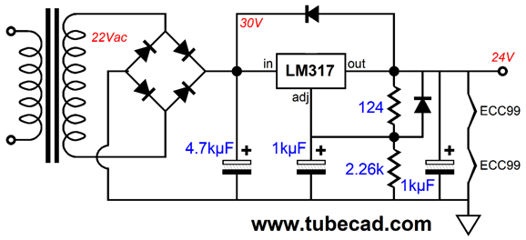 dual opamp power supply