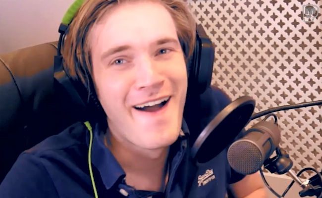 PewDiePie Scores 23 Million YouTube Subscribers And
