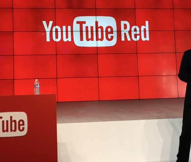 Lets Debunk Seven Myths About Youtube Red Youtubes New Subscription Service