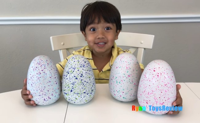 Hit Toy Hatchimals Owes Much Of Its Success To Youtube