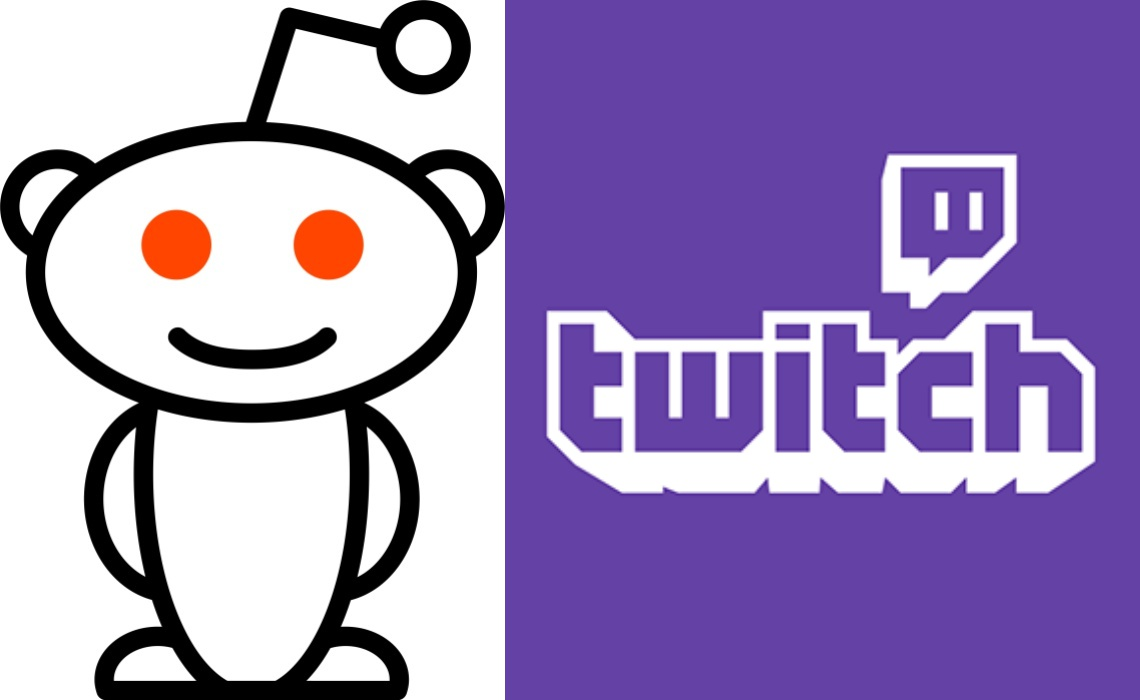 reddit teams with twitch