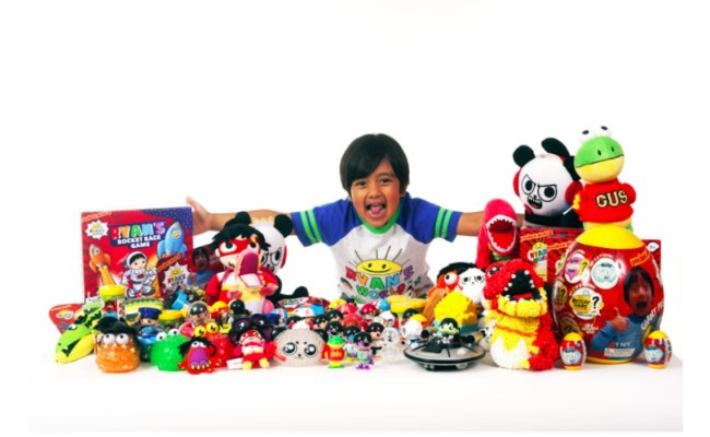 Ryan Toysreview S New Toy And Apparel Line Is Coming To