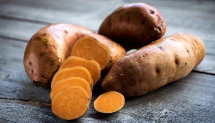Resultado de imagem para boniatos zanahoria