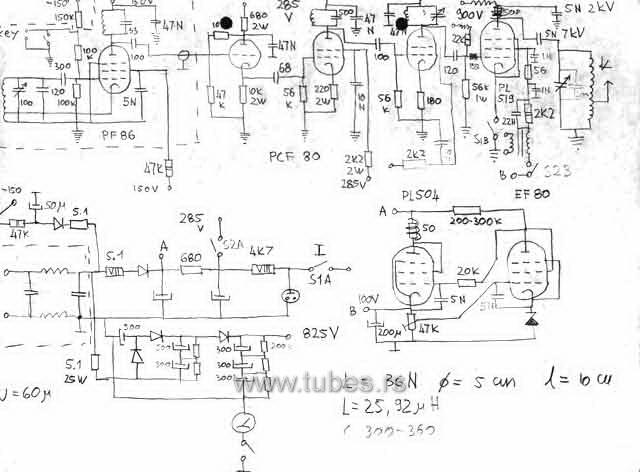 Pirate Amplitude Modulated Transmitter 1600KHz