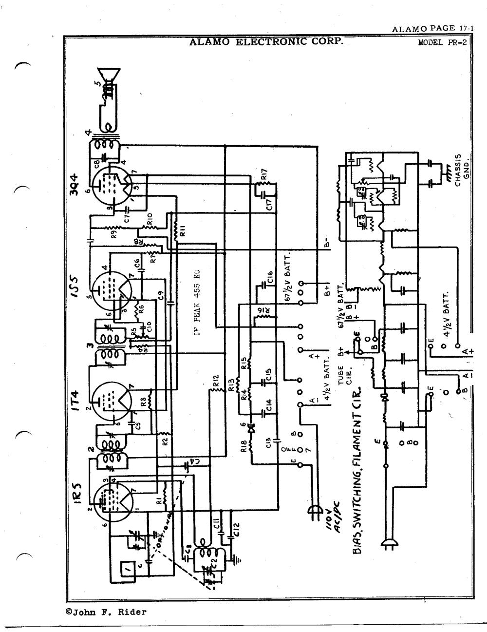 medium resolution of alamo amp schematics wiring diagram home alamo amp schematics