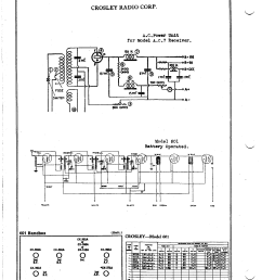 crosley wiring diagram wiring diagram detailed residential electrical wiring diagrams crosley radio wiring diagram book wiring [ 1696 x 2200 Pixel ]