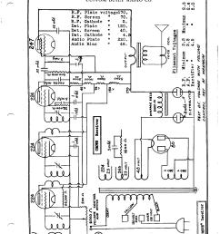 custom built radio co crown receiver antique electronic supplycrown receiver schematic [ 1696 x 2200 Pixel ]