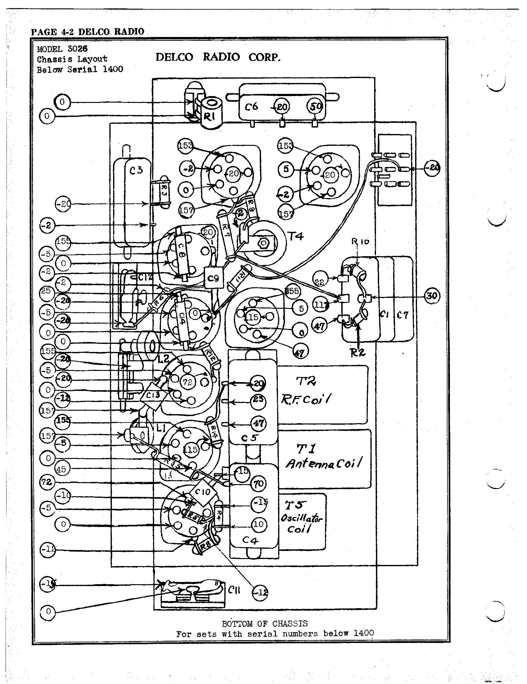 delco radio wiring diagram 1997 ford f150 model 16213825 basketball court