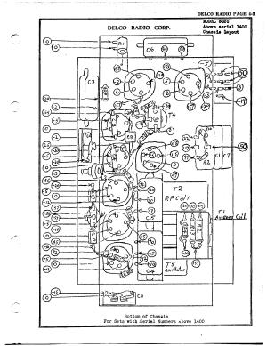 Delco Radio Schematics   Wiring Diagram Database