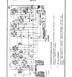 delco radio corp 4053 schematic fender amp schematics delco radio schematics [ 1696 x 2200 Pixel ]