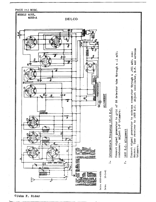 small resolution of delco radio corp 4053 schematic fender amp schematics delco radio schematics