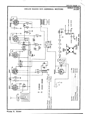 Delco Radio Corp R1235 | Antique Electronic Supply