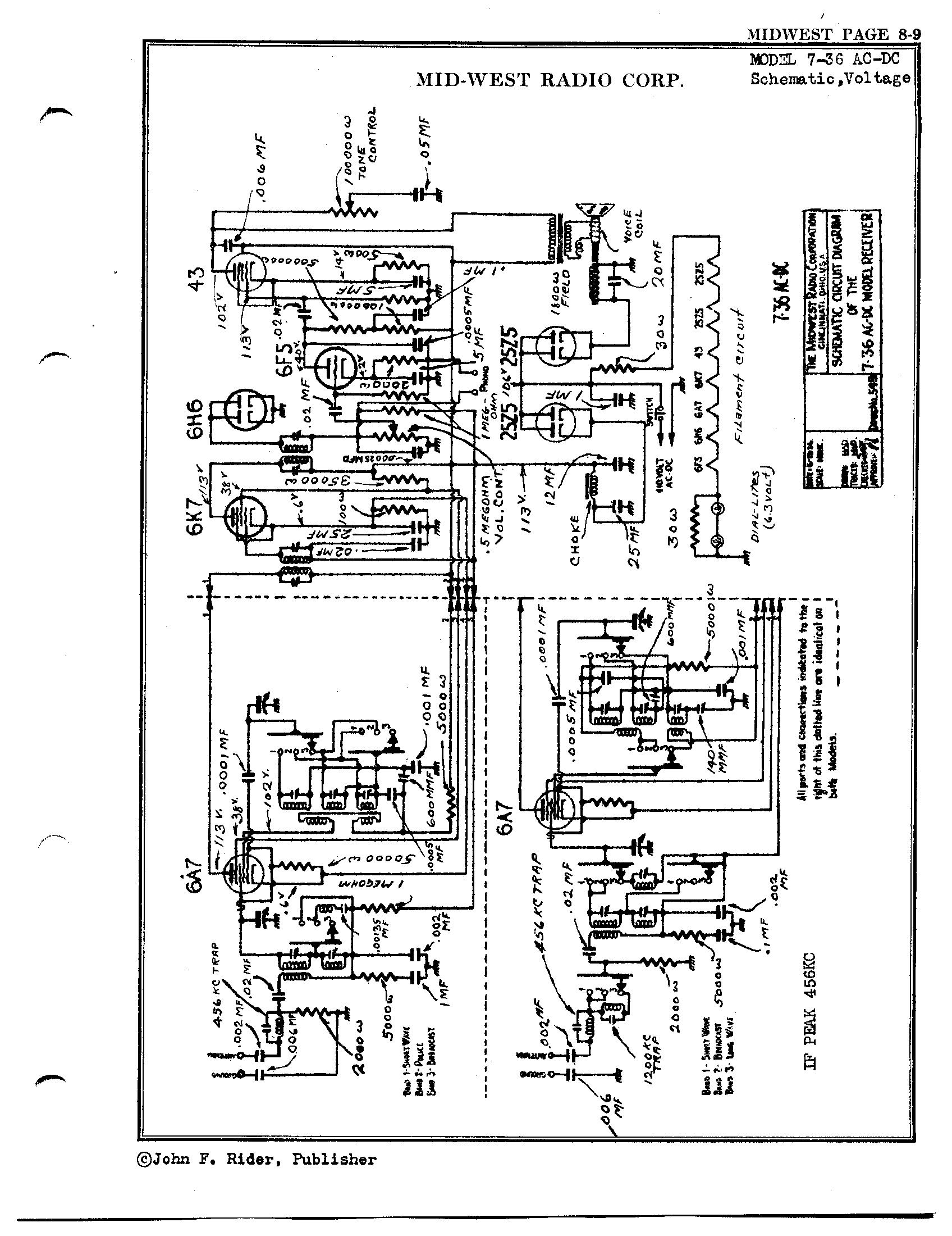 Ac Wiring Schematics