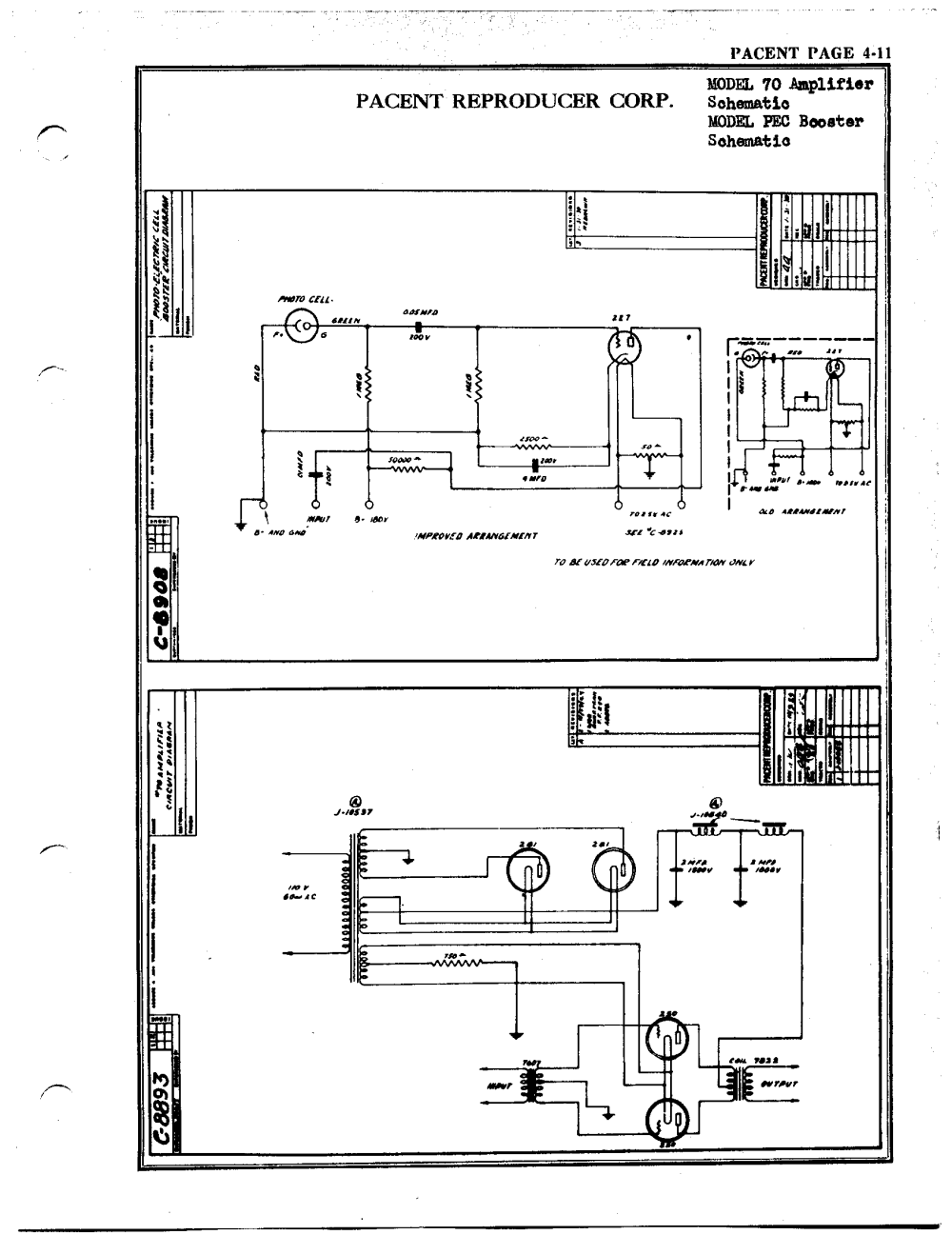 medium resolution of schematic pages