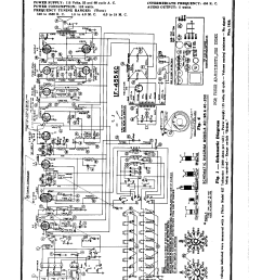 philco radio television corp 40 195 antique electronic supply philco transistor radio philco radio schematics [ 1696 x 2200 Pixel ]
