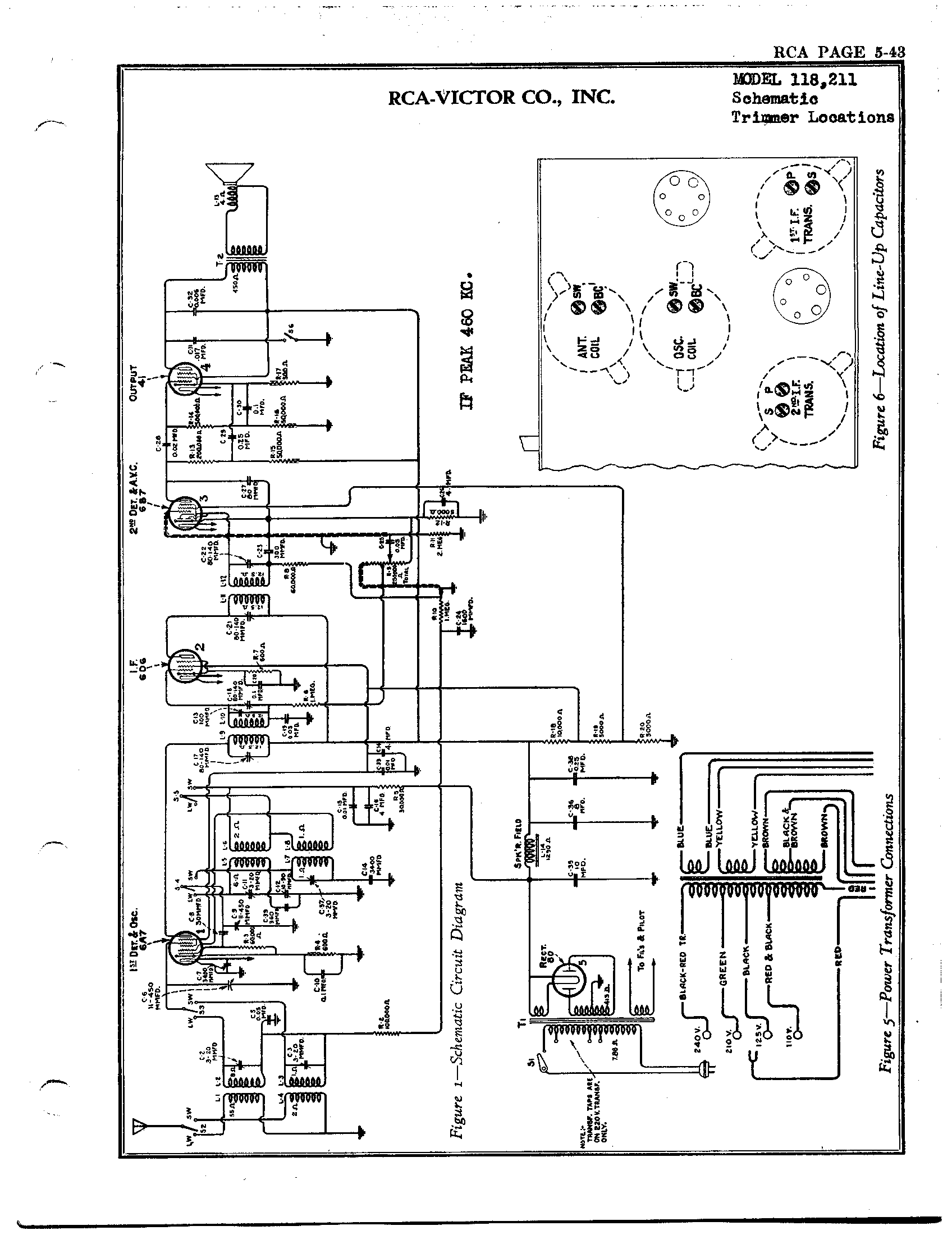 rca jack connector diagram