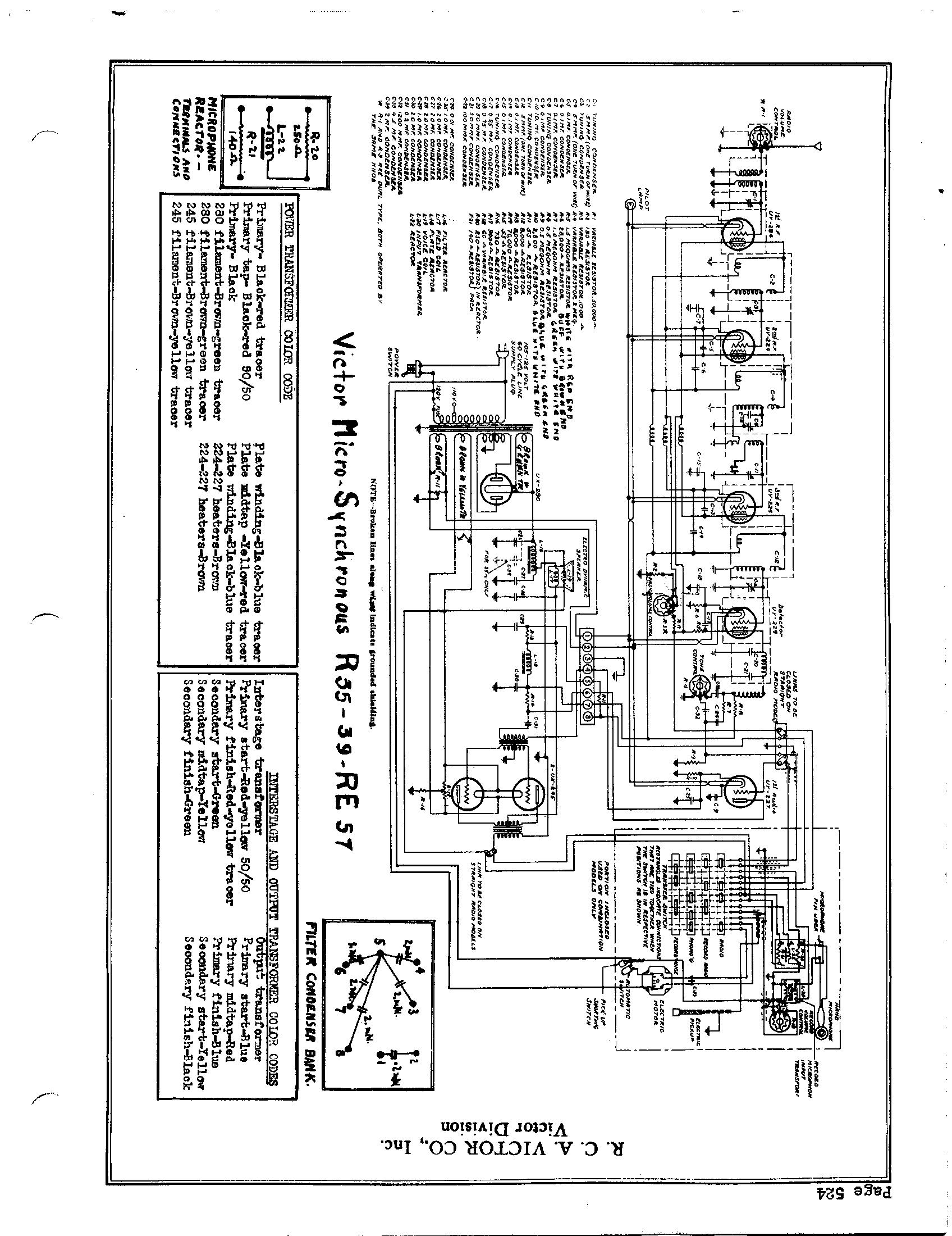 A C Condenser Wiring Schematic