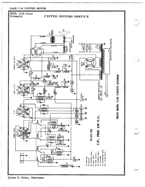small resolution of delco radio schematics wiring diagram log delco radio schematics