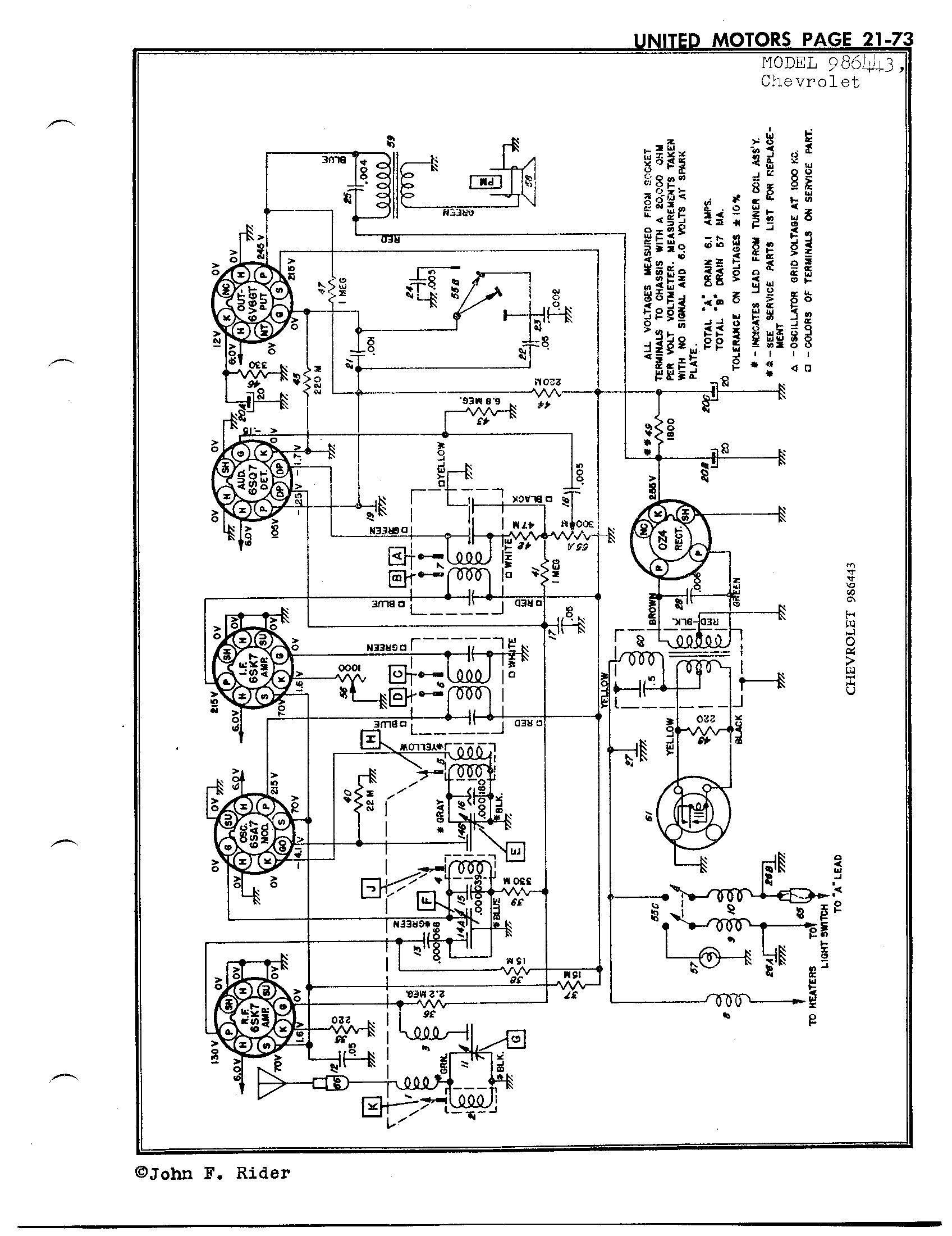 Delco Wiring Diagram