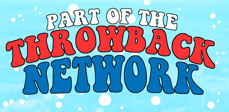 A Proud Member of The Throwback Network