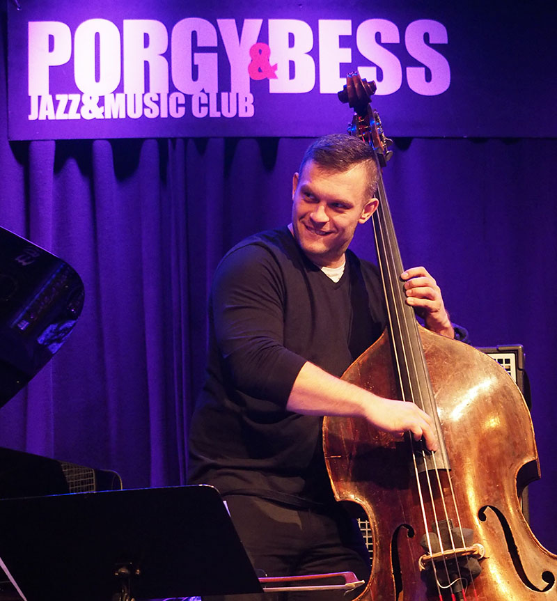 Tubis Trio live At Porgy & Bess