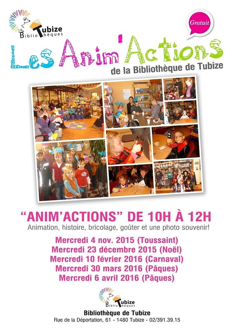 Anim action 2015 - 2016
