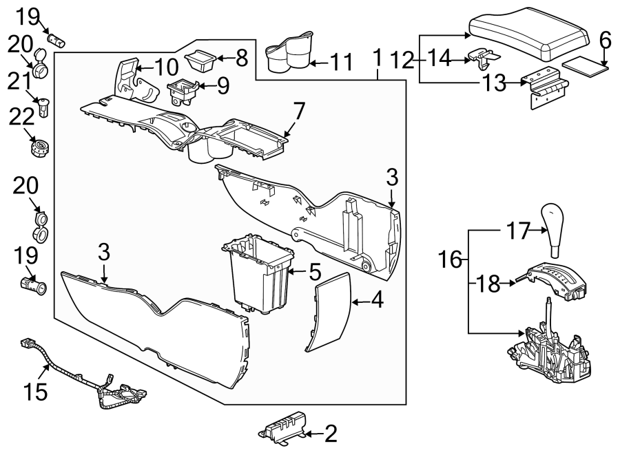 Pontiac Grand Prix Control switch. 2004-05, traction cntrl