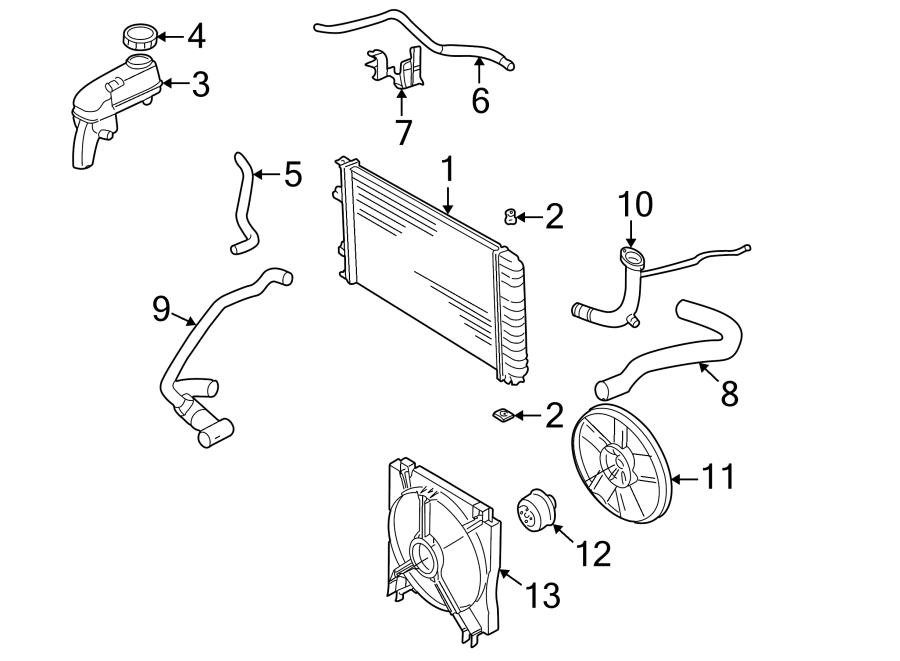 w water pump pontiac 3 4 engine diagram