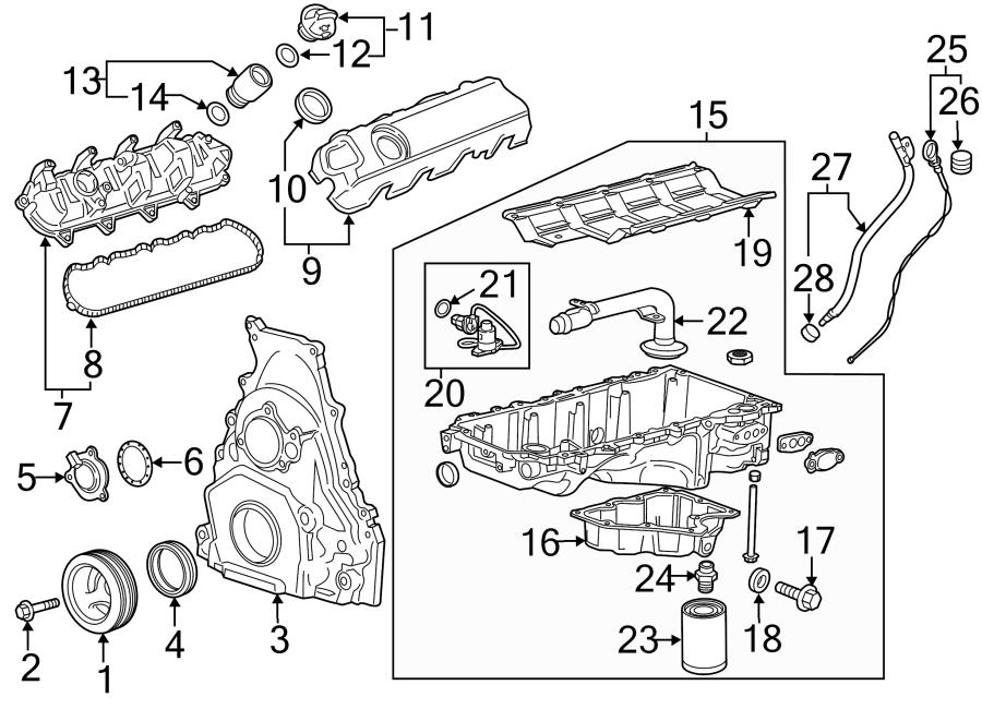 [DIAGRAM] 97 Astro 4 3 Engine Bolt Diagram FULL Version HD