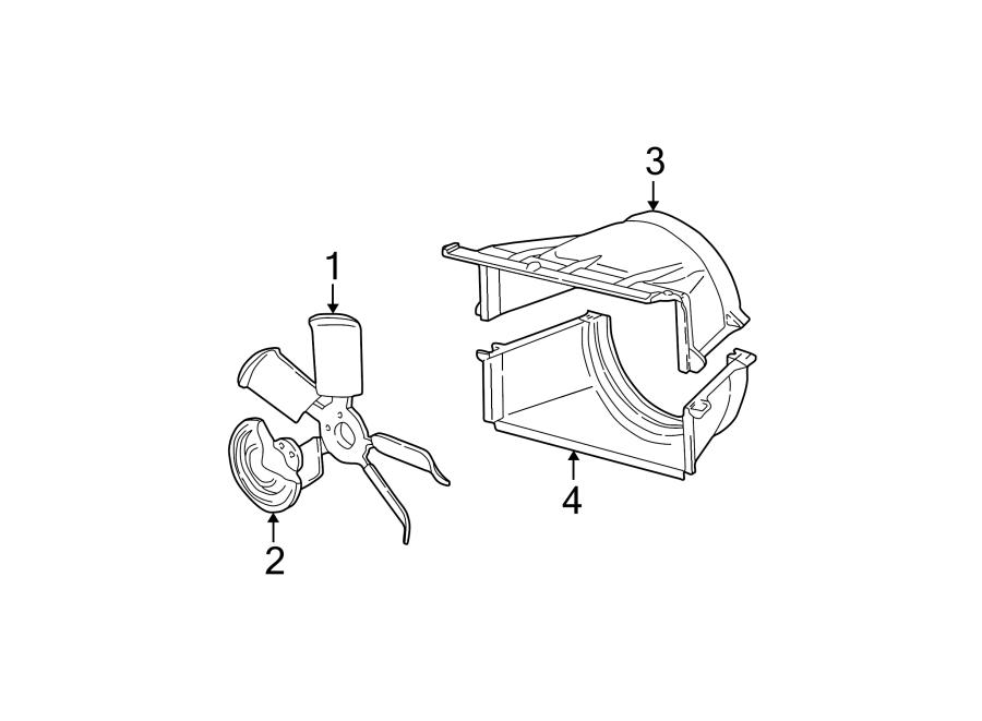 GMC K2500 Engine Cooling Fan Clutch. RADIATOR, DIESEL