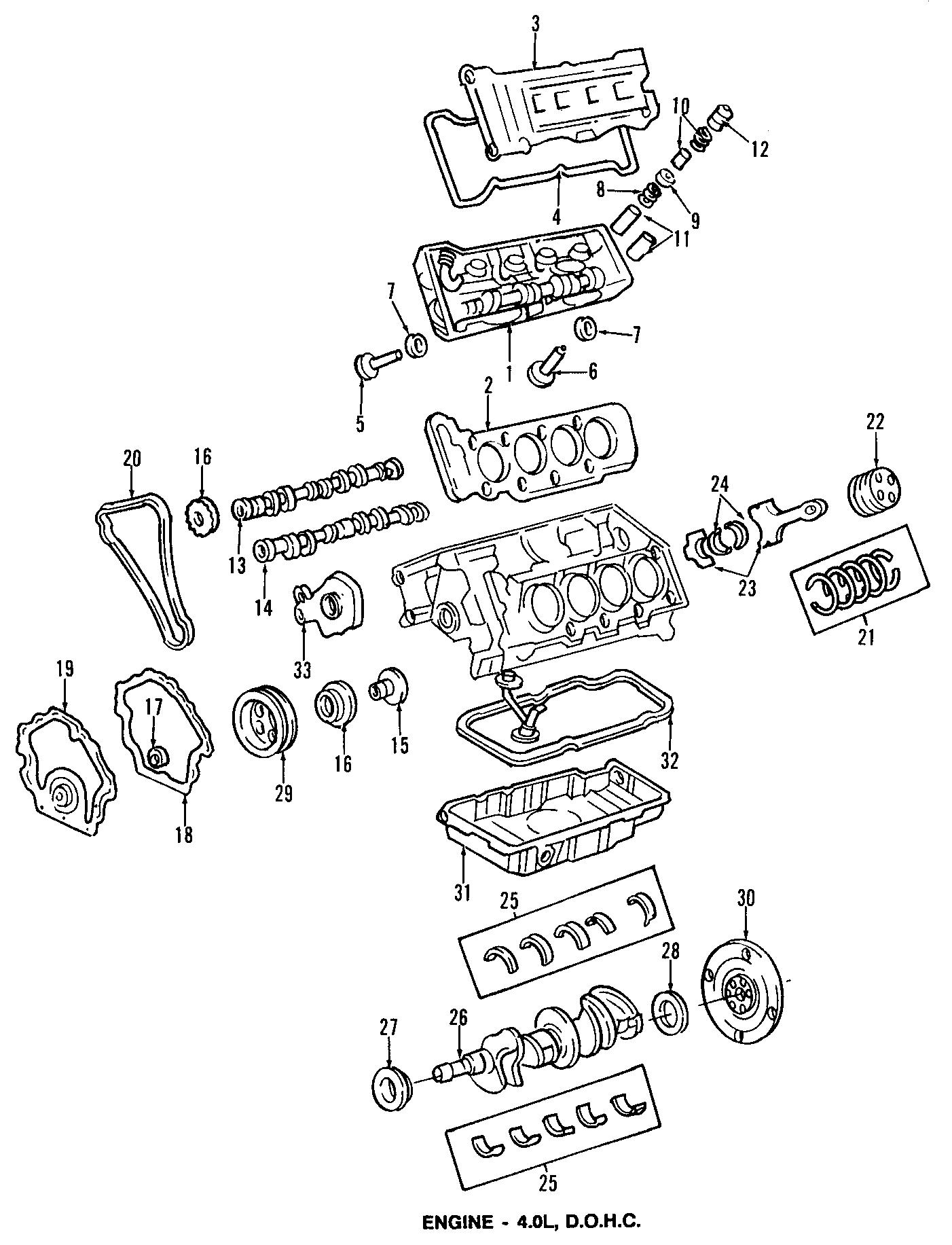 Oldsmobile Aurora Engine Connecting Rod Bearing Bearings