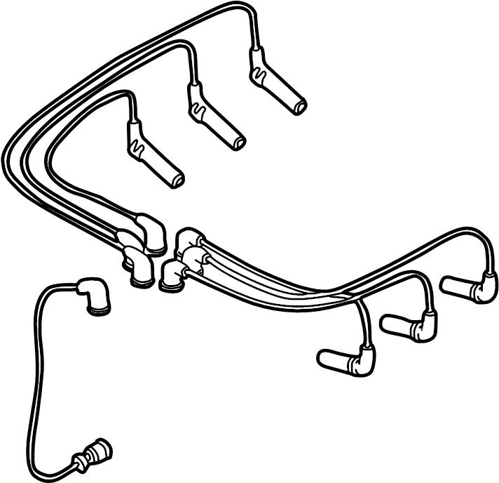 Buick Park Avenue Spark Plug Wire Set. Set. WIRE. Plug