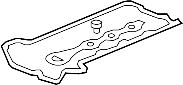 Chevrolet Equinox Gasket. Cover. Valve. Kit. LITER, ENGINE