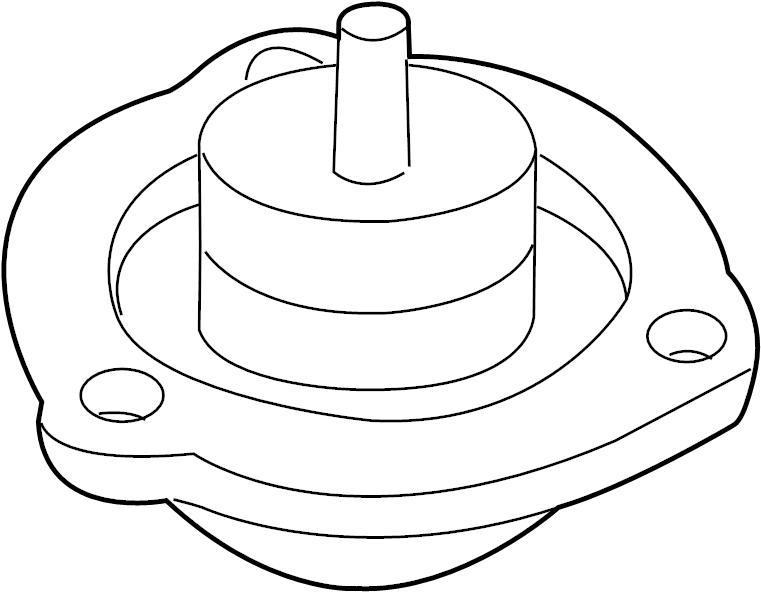 Chevrolet Corvette Hvac blower motor. Air, heater, control
