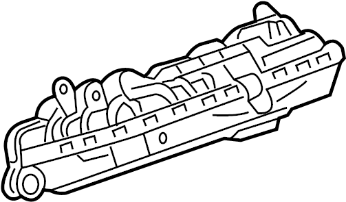 Chevrolet Cruze Engine Intake Manifold. 1.4 LITER. 1.5