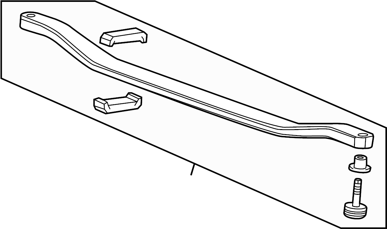 Chevrolet Corvette Leaf Spring. SUSPENSION, Make, Failure