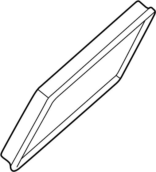 Chevrolet Corvette Air Filter. LITER, CYLINDER, Models