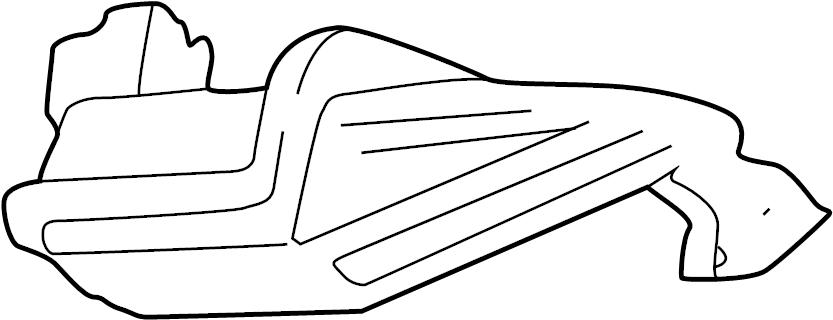 1991 Oldsmobile Lock. Actuator. Deck lid release solenoid