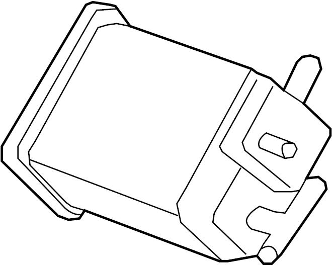 Chevrolet Monte Carlo Vapor Canister. Emission, LITER