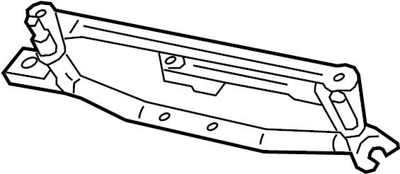 Chevrolet Sonic Windshield Wiper Linkage (Front). Replace